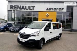 Renault Trafic пасс. 1.6D MT (115 л.с.) L2H1 Combi 2020
