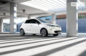 Renault Zoe 68 kW AT 2017
