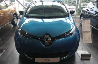 Renault Zoe Z.E.40 68 kW AT Intense 2018