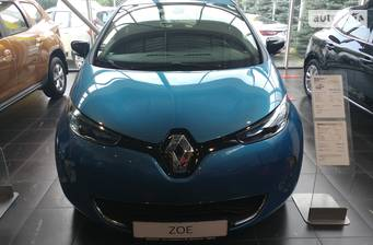 Renault Zoe Z.E.40 68 kW AT 2018