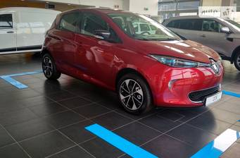 Renault Zoe 41 kW AT 2017