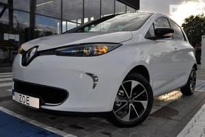 Renault Zoe 41 kW AT Intense 2018