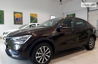 Renault Arkana 1.6i MT (114 л.с.) 2020