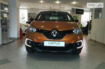 Renault Captur 1.5D EDC6 (110 л.с.) 2018