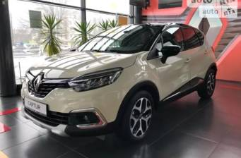 Renault Captur New 1.5D АТ (90 л.с.) 2018