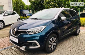 Renault Captur 2018 Individual