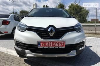 Renault Captur New 1.5D АТ (90 л.с.) 2018