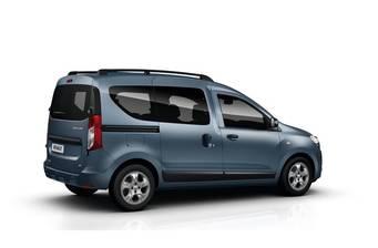 Renault Dokker пасс. 2020 Authentique
