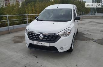 Renault Dokker пасс. 2020 Expression