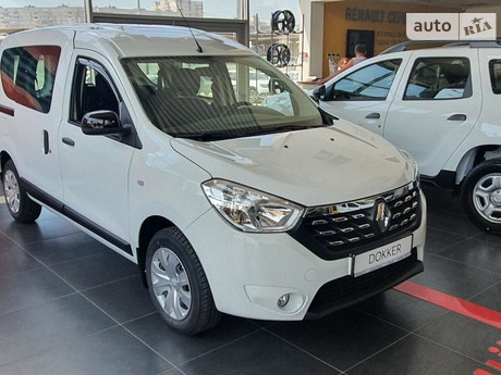 Renault Dokker пасс. 2020