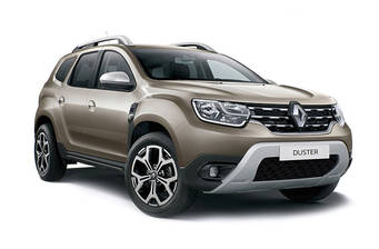 Renault Duster 1.5 D EDC (110 л.с.) 2018
