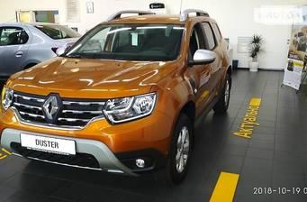 Renault Duster 1.5 D MT (110 л.с.) 2018