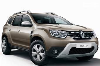 Renault Duster 1.6 MT (115 л.с.) AWD 2019