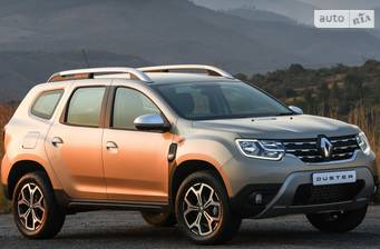 Renault Duster 1.6 MT (115 л.с.) 2019