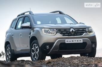 Renault Duster 2019 Life