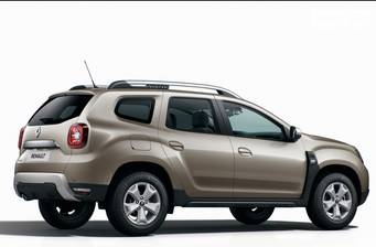 Renault Duster 1.6 MT (115 л.с.) 2020