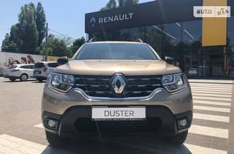 Renault Duster 1.6 MT (115 л.с.) AWD 2019