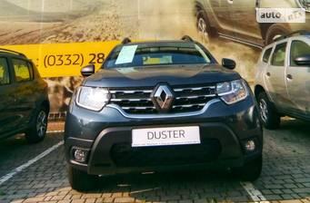 Renault Duster 1.5 D EDC (110 л.с.) 2019