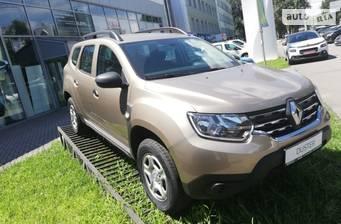 Renault Duster 1.6 MT (115 л.с.) 2019