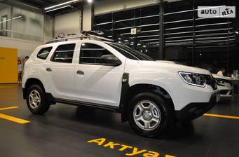 Renault Duster 1.5 D MT (110 л.с.) 2019
