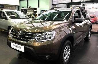 Renault Duster 1.5 D MT (110 л.с.) 2019