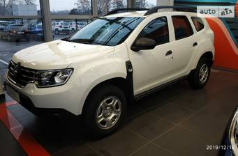 Renault Duster 1.6 MT (115 л.с.) AWD 2020
