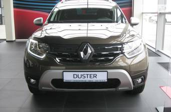 Renault Duster 1.5 D MT (110 л.с.) AWD 2020