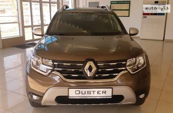 Renault Duster 2020 Intense