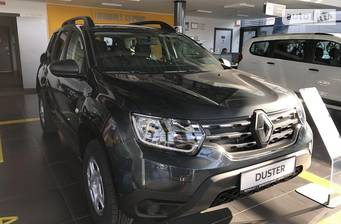 Renault Duster 1.6 MT (115 л.с.) 2020