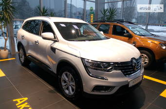 Renault Koleos 2.0D CVT (177 л.с.) AWD 2017