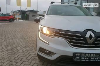 Renault Koleos 2.0D CVT (175 л.с.) AWD 2017