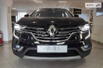Renault Koleos 2.0D CVT (177 л.с.) AWD 2019