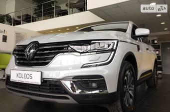 Renault Koleos 2.0D CVT (177 л.с.) AWD 2020