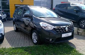 Renault Lodgy 1.5D МТ (90 л.с.) 7s 2017