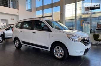 Renault Lodgy 1.5D МТ (90 л.с.) 2019