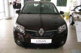 Renault Logan New 0.9 AT (90 л.с.) 2018