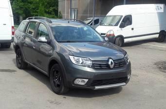 Renault Logan 0.9 MT (90 л.с.) StepWay 2018