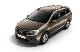 Renault Logan New 0.9 TCe 5MT (90 л.с.) 2019