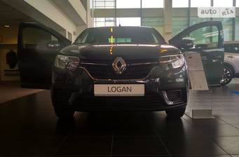 Renault Logan New 1.5d MT (90 л.с.) 2018