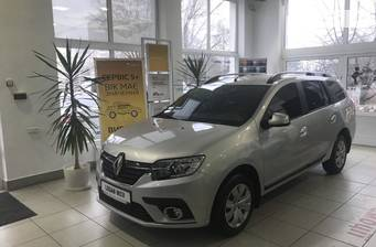 Renault Logan New 1.5DCi 5MT (90 л.с.) 2018