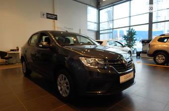 Renault Logan New 1.5d MT (90 л.с.) 2018