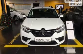 Renault Logan New 1.5DCi 5MT (90 л.с.) 2018