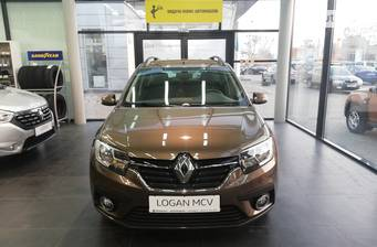 Renault Logan New 1.5DCi 5MT (90 л.с.) 2019