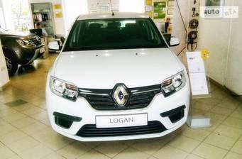 Renault Logan New 0.9 MT (90 л.с.) 2018