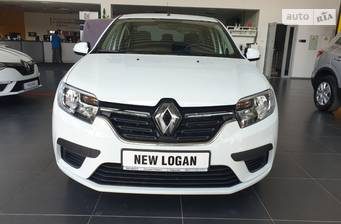 Renault Logan New 1.5d MT (90 л.с.) 2019