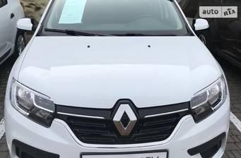 Renault Logan New 1.5DCi 5MT (90 л.с.) 2019