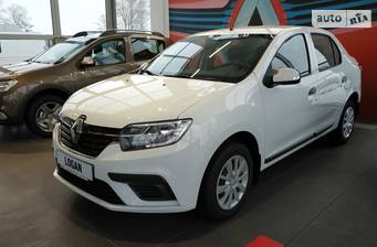 Renault Logan New 1.0 MT (73 л.с.) 2019