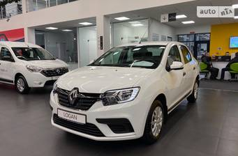 Renault Logan New 1.0 MT (73 л.с.) 2020