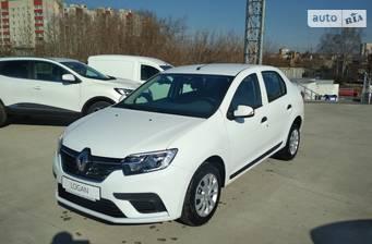 Renault Logan New 1.0 MT (73 л.с.) 2019