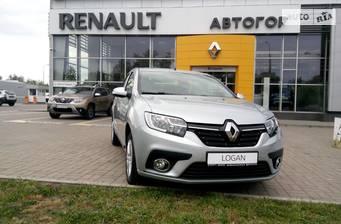 Renault Logan New 1.0 MT (73 л.с.) 2020